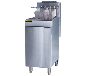 Open Fryer