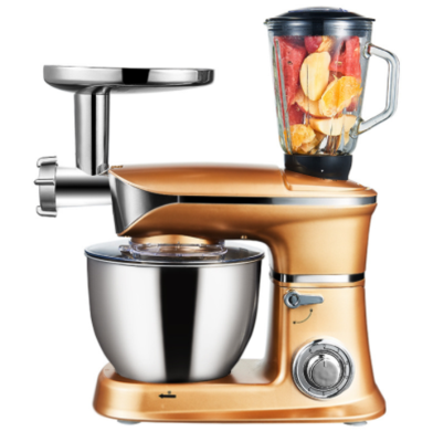 Multifunction mixer
